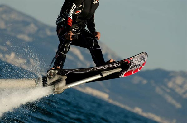 wakeboard electrique