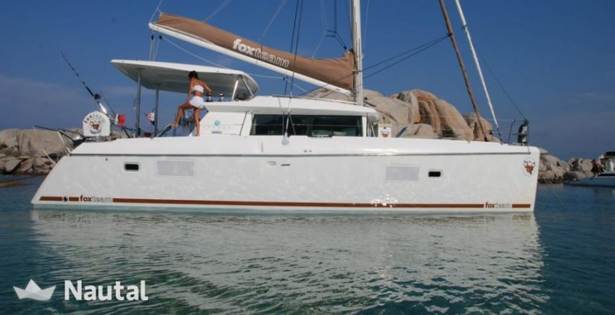 location catamaran toulon lagoon 420