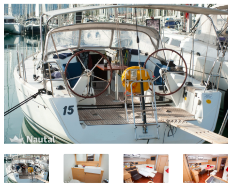 Boat, boat profitable with nautal