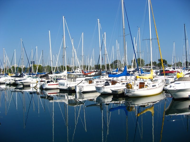 Which one of these boats will you sail?