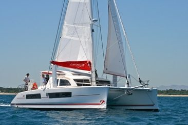 Catana 42 Carbon Infusion boat rental in Guadeloupe