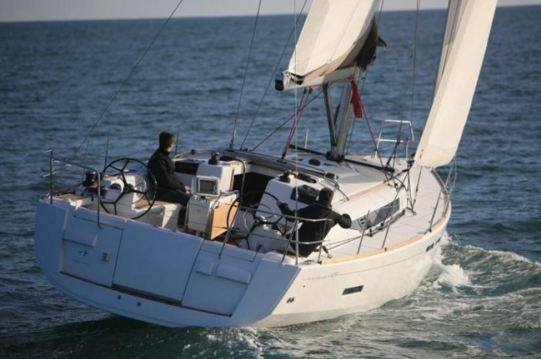 Sailing in Martinique with a Sun Odyssey 439