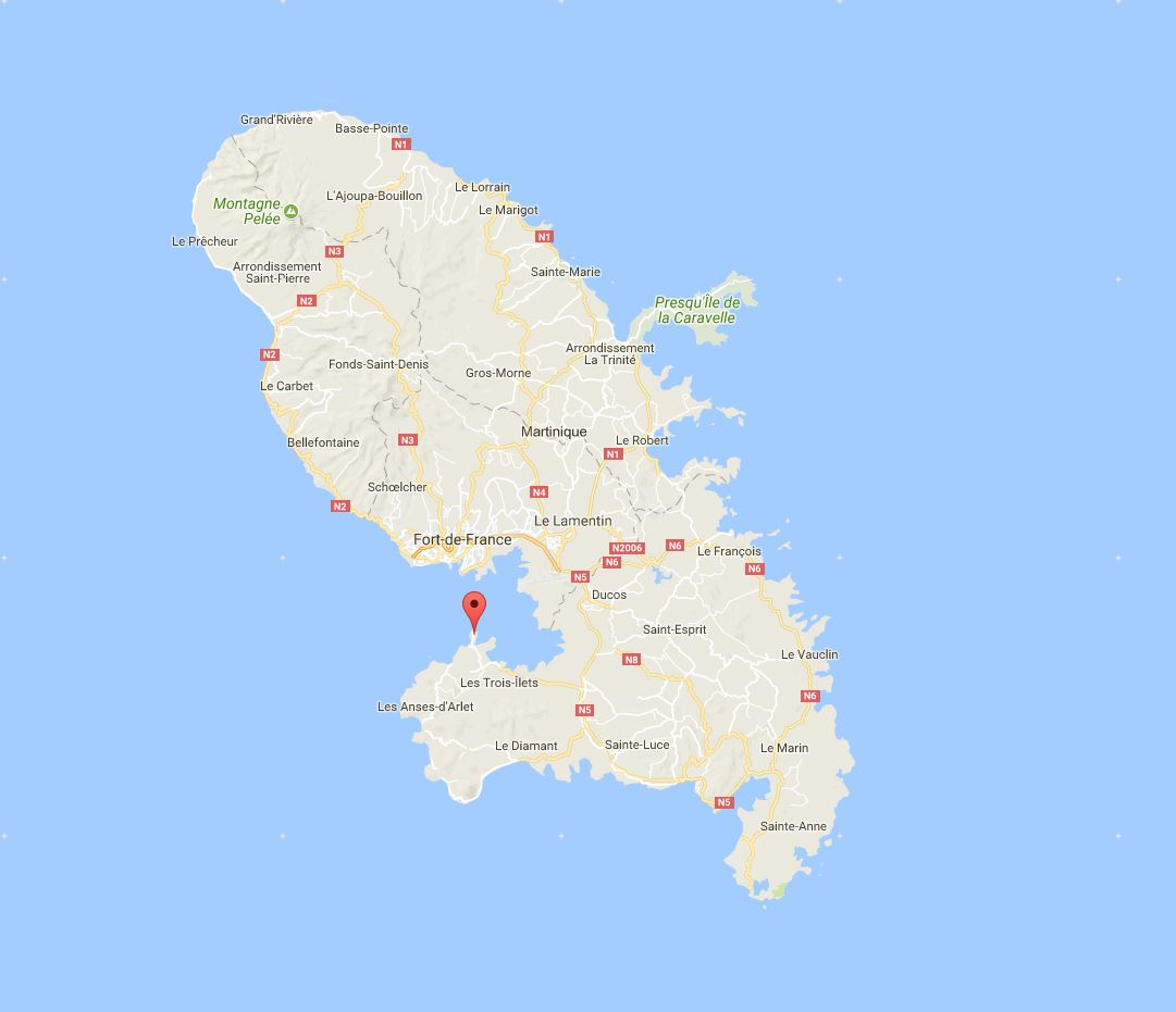 Yacht charter Martinique location Marina Pointe-du-Bout