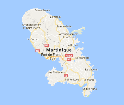 Martinique holidays are a dream come true