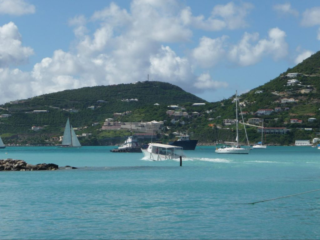 Enjoy your St Martin boat rental and see the Leeward Islands