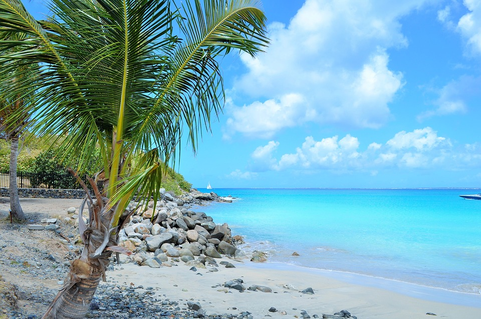 Sail to this beach destination in Martinique