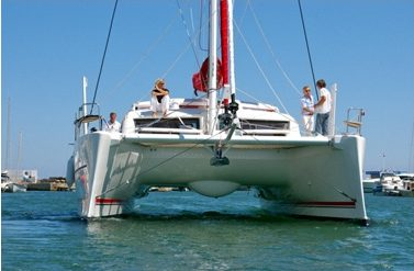 Rent the boat Catana 42 Carbon Infusion