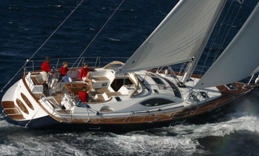 The best sailboat for Guadeloupe - Jeanneau Sun Odyssey 54 DS