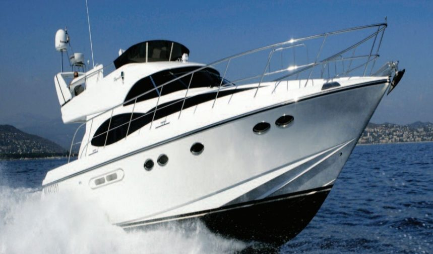 Charter the yacht Dynamique Dyna 51 in Martinique