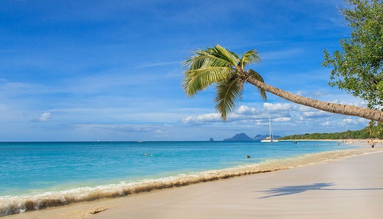 A Martinique vacation offers great beaches