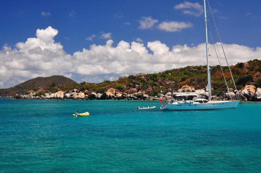 Sailing BVI - Start your sailing adventure in the British Virgin Islands