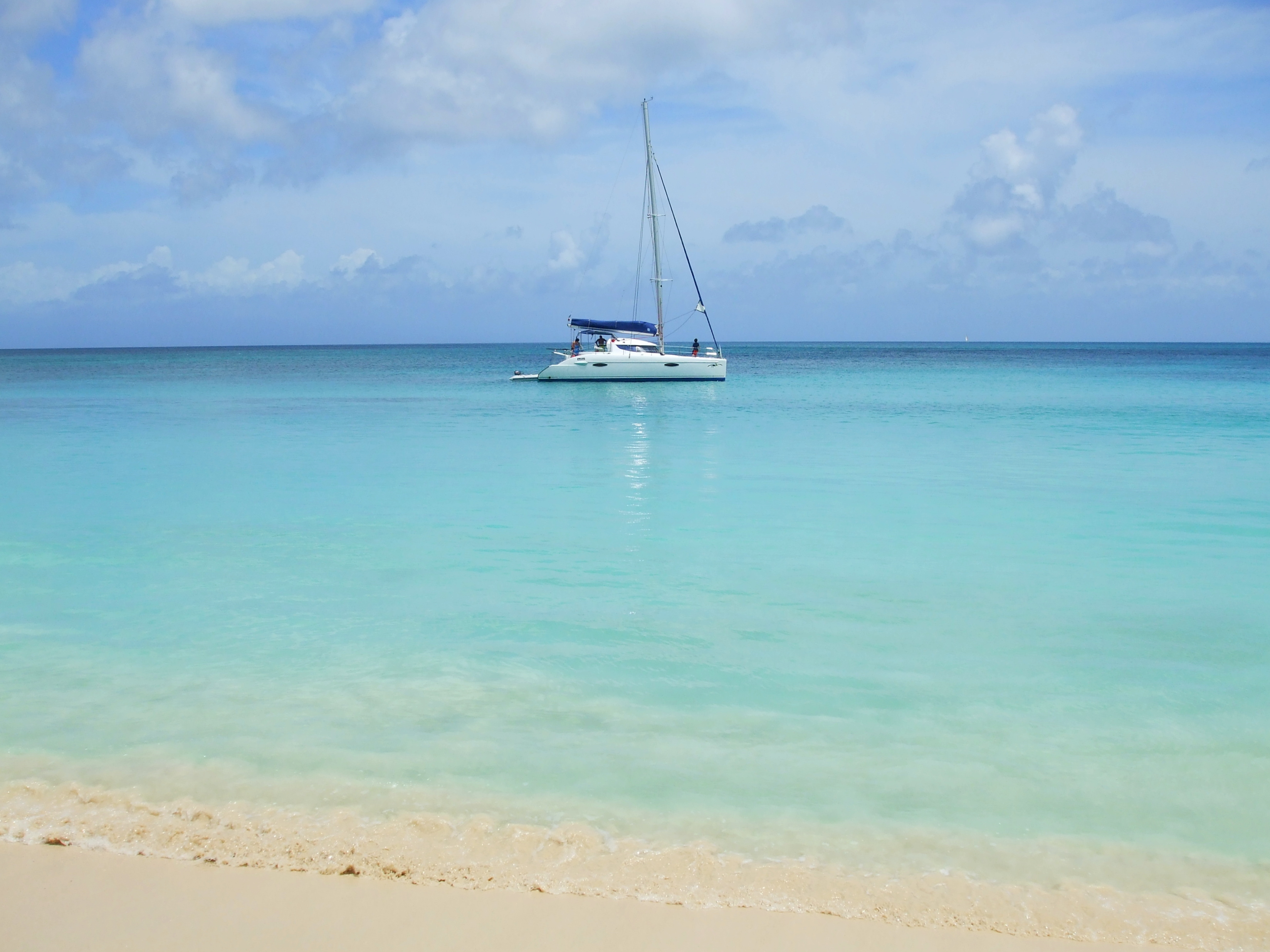 Explore Marie Galante during your Guadeloupe boat charter
