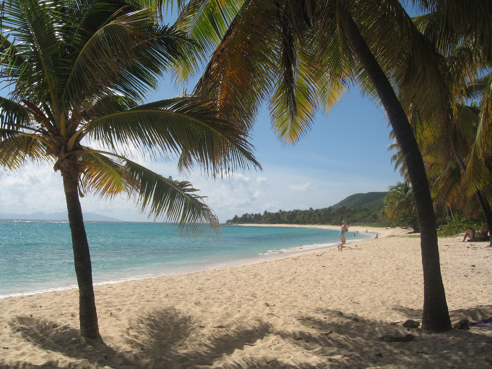 Visit Marie Galante with this Guadeloupe sailing route