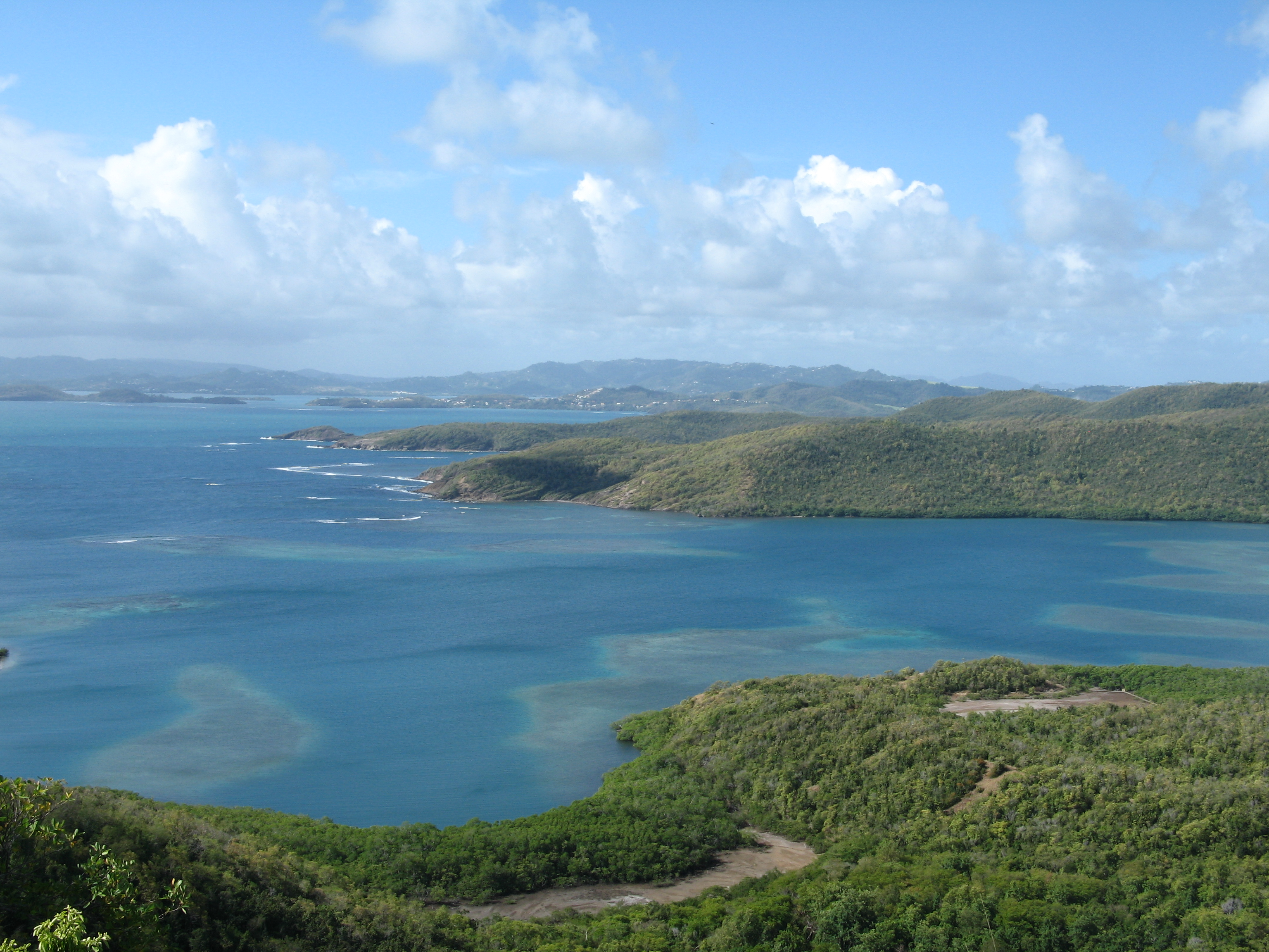Our Guadeloupe sailing route has a lot to offer