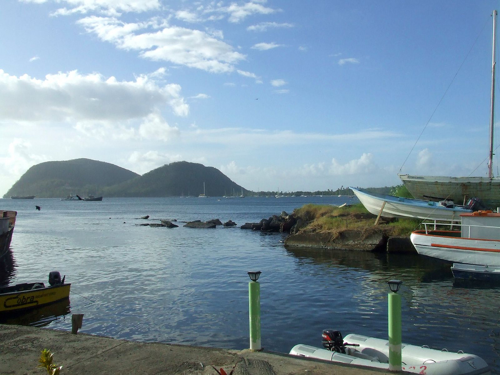 Enjoy our Guadeloupe sailing route