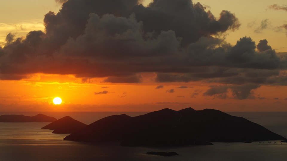 Start your sailing route in the BVI