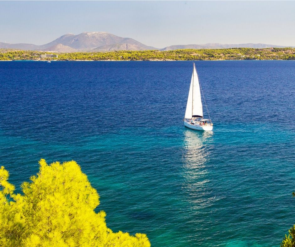 Athens to Spetses