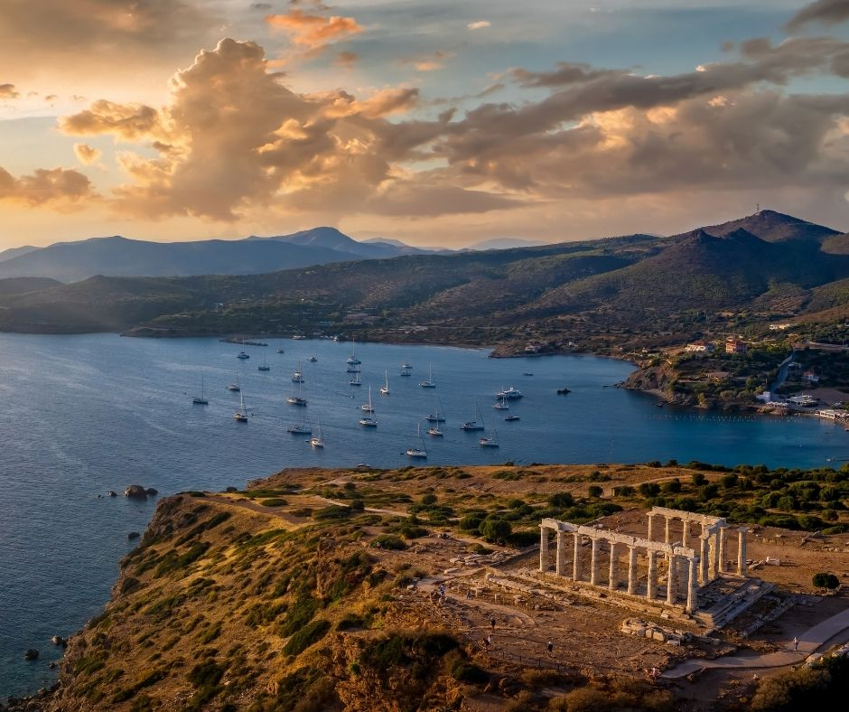 greece for sailing holidays 2021