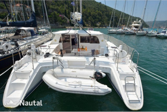 Catamaran rent NAUTITECH CATAMARANS Nautitech 40 in Port Dubrovnik, Dubrovnik