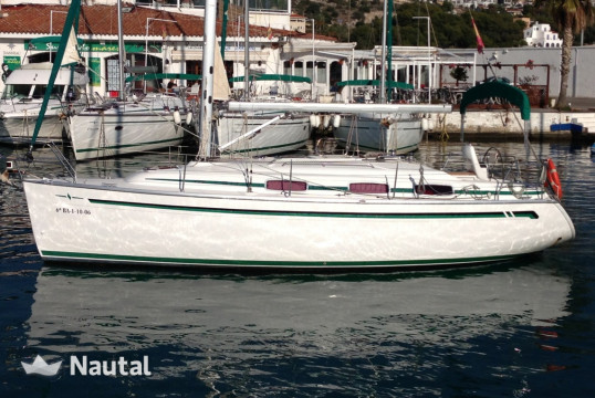 Sailing boat rent Bavaria Yachtbau  30 Cruiser in Sitges, Barcelona