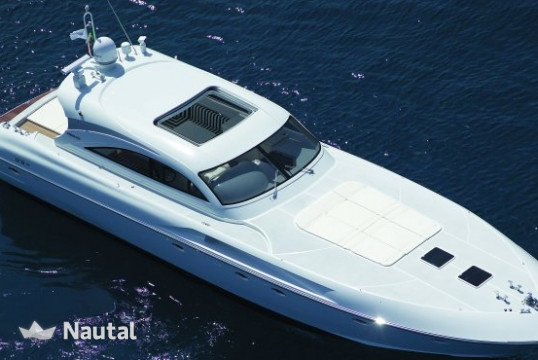 Alquilar yate Rizzardi 73 Hard-Top en Port Vauban, Alpes Marítimos - Antibes