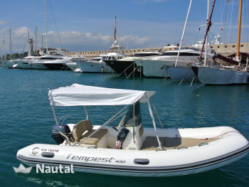 License free boat rentals in Antibes | Nautal