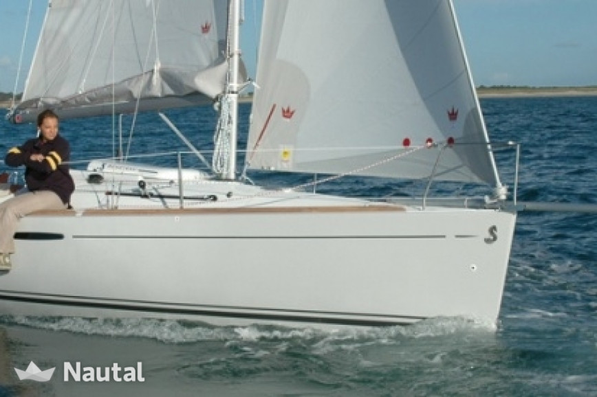 Sailing boat rent First First 211 in Port du Crouesty, Morbihan - Crouesty