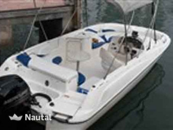 Motorboat Rent Custom 21ft In Miami Beach South Florida