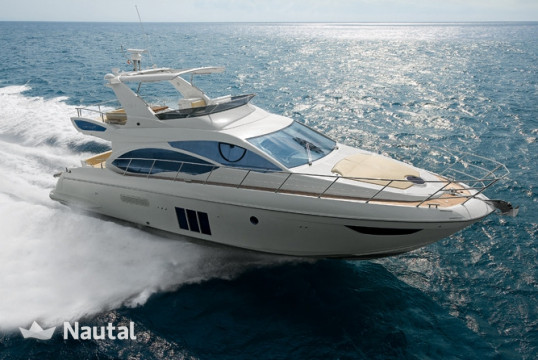 Yacht rent Azimut 55' in Coconut Grove, South Florida