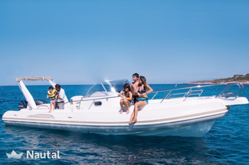 Rib Rent Capelli Tempest 900 Wa In Port De Saint Cyprien Eastern