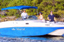 Motorboat rent Custom made 27' in Miami Beach, South Florida
