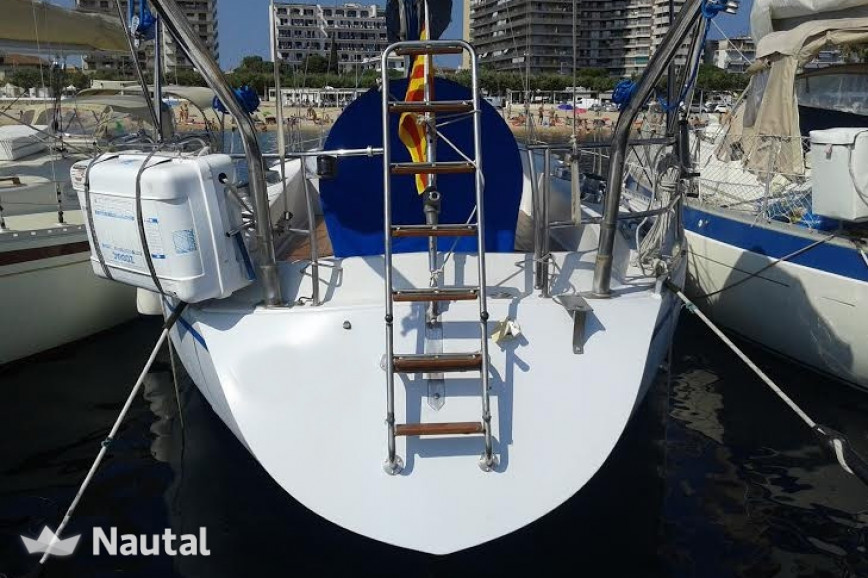 Sailing boat rent North Wind North Wind 38 in Palamós, Girona
