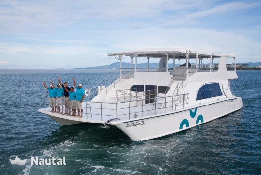 Catamaran rent Custom made Custom in Puerto Vallarta, Nayarit