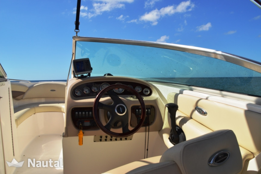 Motorboot chartern Chaparral 220 ssi Bowrider im Cape Coral, South ...
