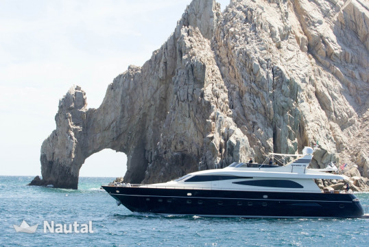 Yacht rent Canados Fly Bridge 021 in Cabo San Lucas, Los Cabos