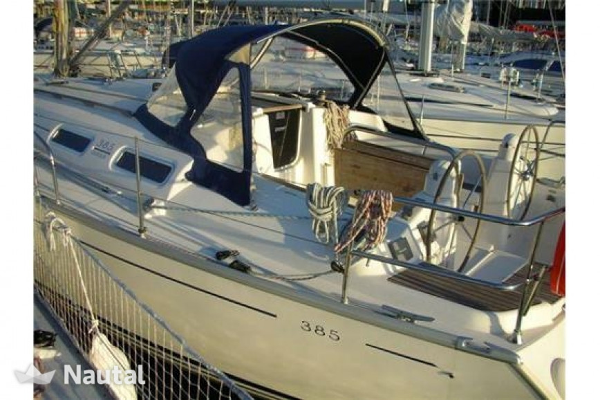 Sailing boat rent Dufour  385 in Port du Crouesty, Morbihan - Crouesty