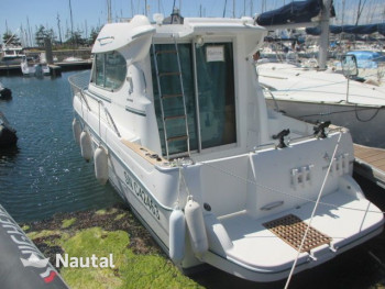 Fishing boat rent Jeanneau MERRY FISHER 805 in Port du Crouesty, Morbihan - Crouesty