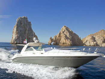 Yacht rent Sea Ray 420 in Marina Cabo San Lucas, Cabo San Lucas