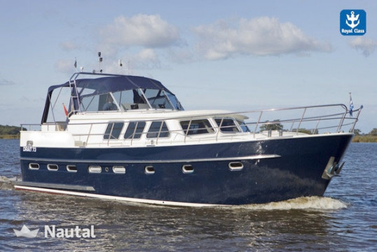 Motorboat rent De Drait Impression 1280 (6Cab) in Drachten, Friesland
