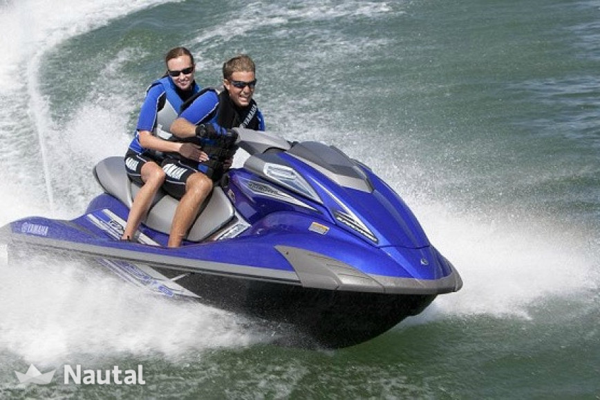 Jet ski rent Custom Yahama Jetski in Marco Island, South