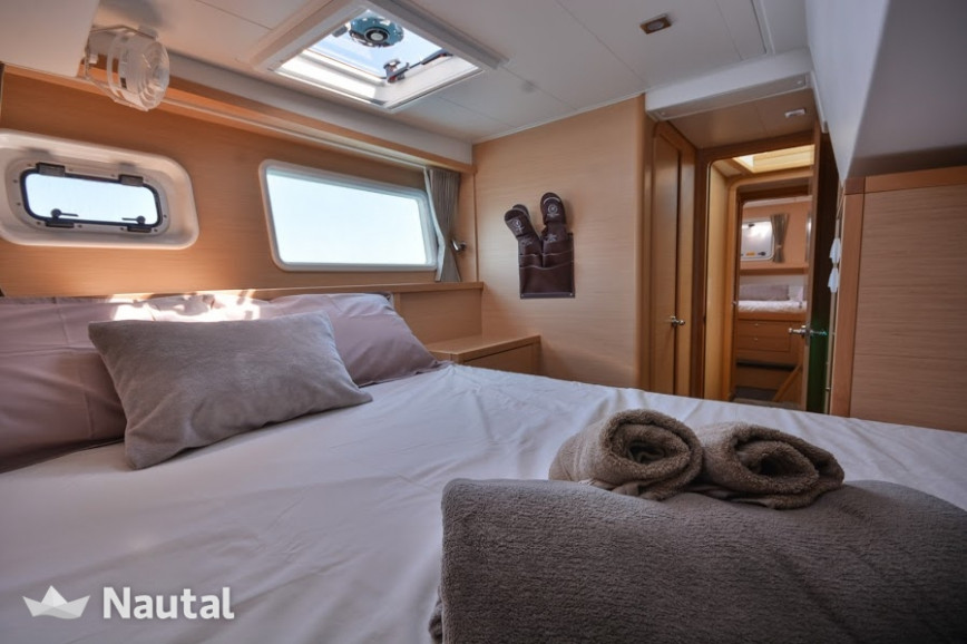 Huur catamaran Lagoon 40 MY in Port de Cannes, Alpes Maritimes - Cannes