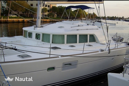 Huur catamaran Lagoon  44 in Fort Lauderdale , Zuid-Florida