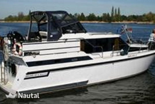 Houseboat rent Custom Gruno 40 Maxima in Fürstenberg, Brandenburg - Havel