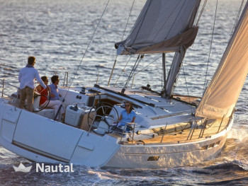 Sailing boat rent Jeanneau Sun Odyssey 519  with watermaker & A/C - PLUS in St. Thomas Marina, United States Virgin Islands