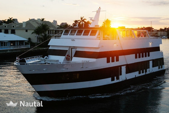 Yacht rent Custom 130ft in Fort Lauderdale , South Florida