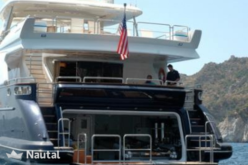 Noleggiare yacht custom 117ft in north palm beach florida for Noleggio di cabine north ga