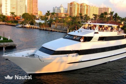 Yacht rent Custom Custom in Fort Lauderdale , South Florida