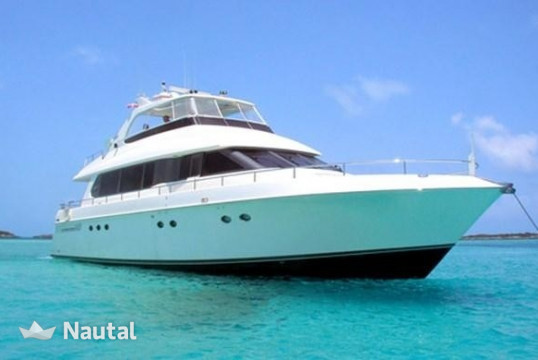 Yacht rent Lazzara  76ft in West Palm Beach, South Florida