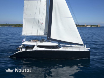 Catamaran rent Sunreef Yachts Sunreef 80 in Marina Kastela, Split, Hvar