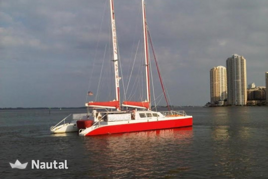Catamaran rent Custom Custom in Fort Lauderdale , South Florida